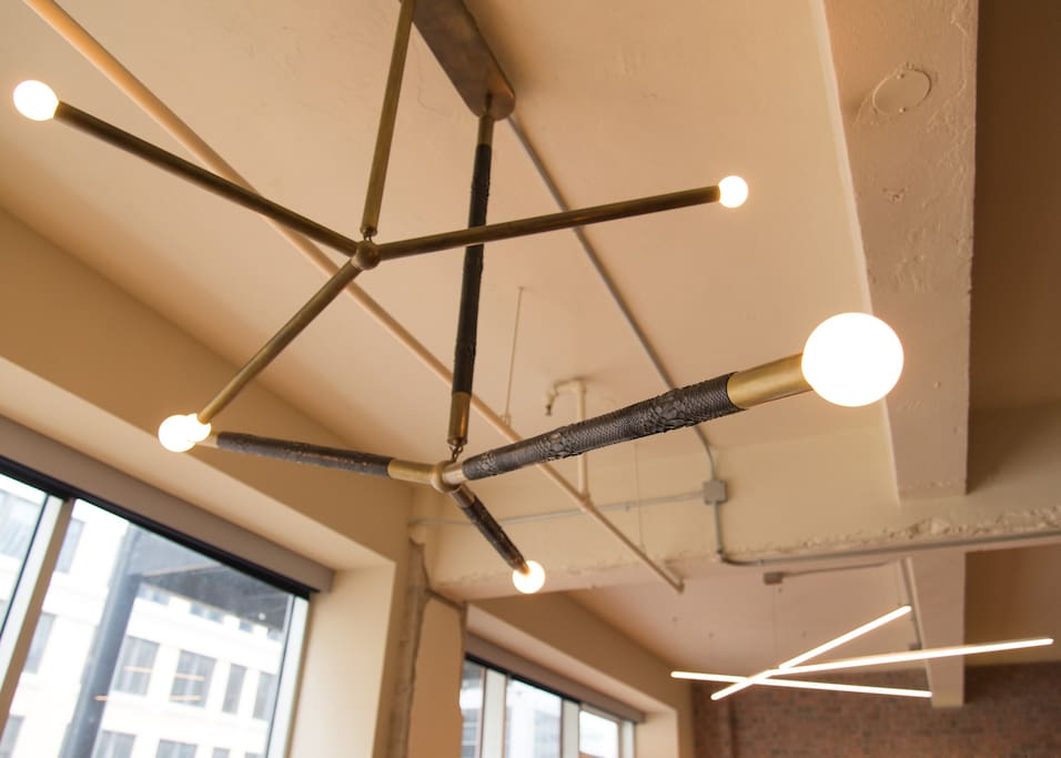 Python wrapped lighting feature by Apparatus Studio