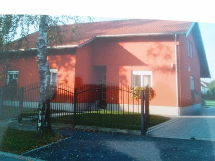 Kuća za odmor Ruža, Vinkovci
