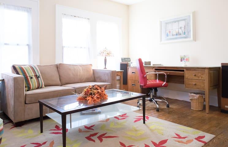 Cozy, poolside 1 BR apartment in heart of Houston - Хьюстон - Квартира