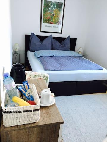 Gemütliches Zimmer mit eigenem Bad - Gortipohl - Hus