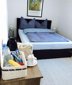 Gemütliches Zimmer mit eigenem Bad - Gortipohl