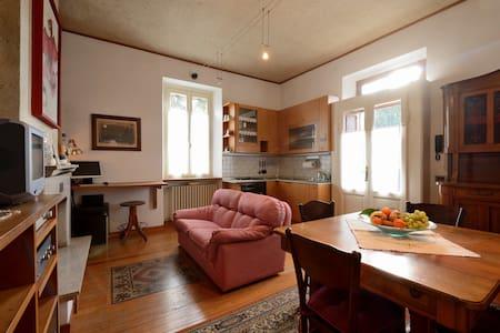 Casa d'epoca con giardino sul lago - Sesto Calende - Apartment