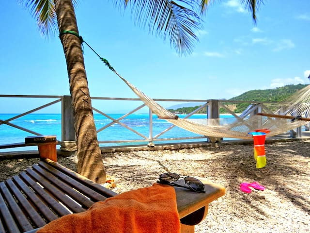Group Stay at the Ocean (# 1, 2 & 3), Jacmel