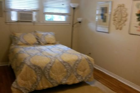 Private bedroom with bathroom. - Metairie - House