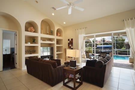 Luxury at Villa Royal - Gulf Access - Cape Coral