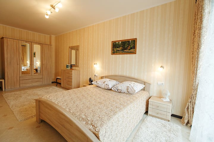 Apartment at Aleta's - Санкт-Петербург - Leilighet