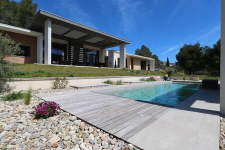 Villa Linia - Vingrau - Σπίτι