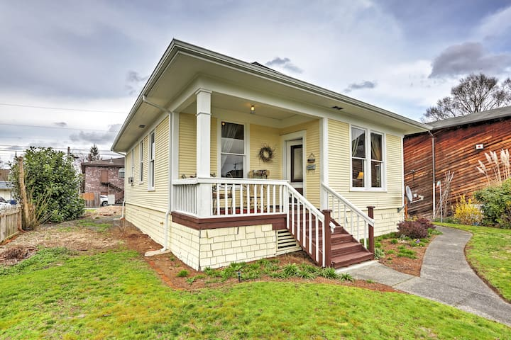 Charming 2BR Marysville Cottage - Marysville - Ev
