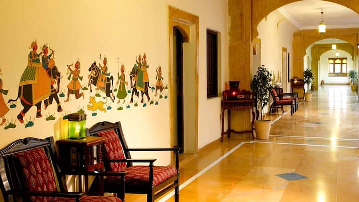 Room for 2 People-Near Jaisalmer Fort-Jaisalmer
