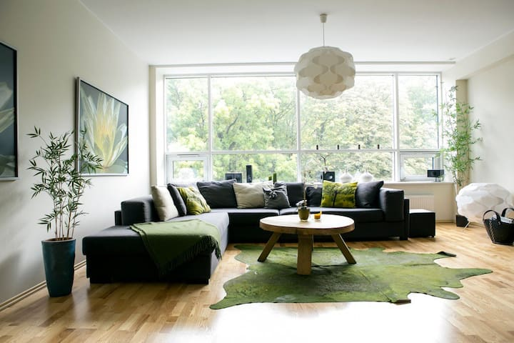 Beautiful apartment suitable for even two families - Tallinn - Apartament