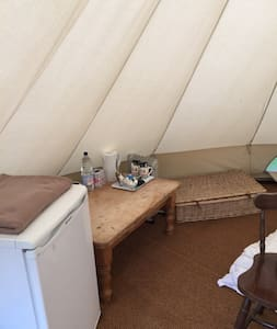 Bell Tent - Marloes - Tipi