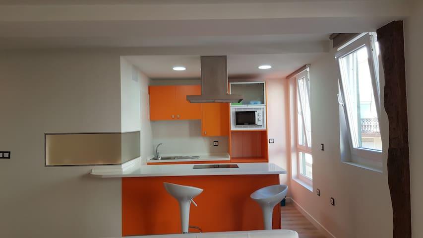 Alquiler apartamento centro de Santander