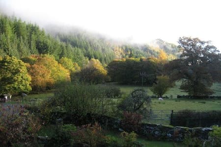 Snowdonia Country retreat - Conwy - Xalet