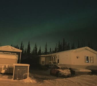 Rancho Relaxo YK Mobile home - Yellowknife