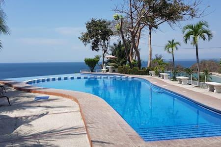 OceanView  Apartment in Punta Leona Costa Rica