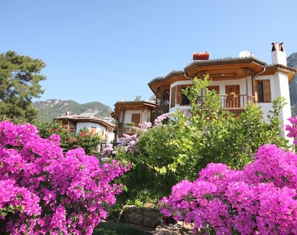 Villa Akyaka near beautiful Azmak!