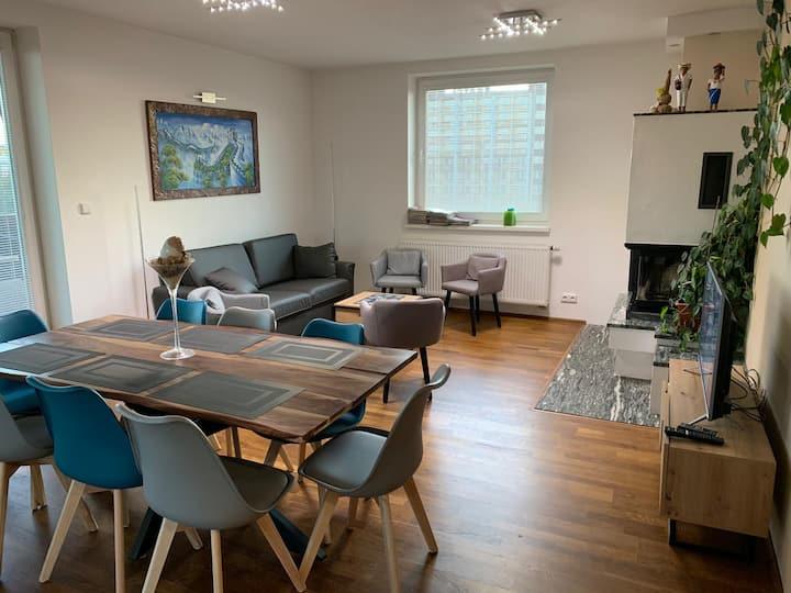 ASTONISHING Apartment Gobi for 8-10 prs in POPRAD