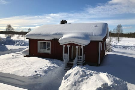 Holiday home in Lappland North Sweden Västerbotten