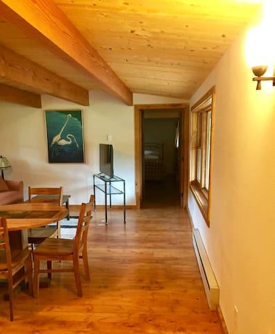 Common Area Hallway toward Bedroom 2