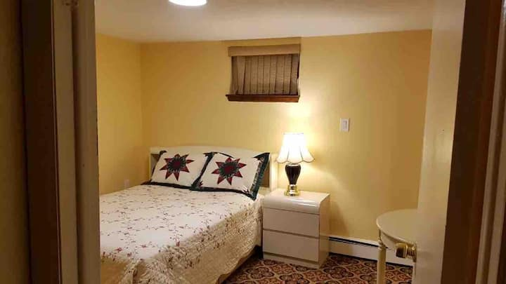 Bedroom with shared Living room,Bathroom,TV&WiFi