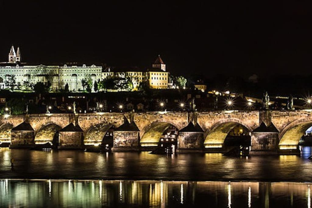 Prague Castle - 20 minutes on foot