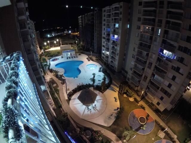 Confortable apartamento en puerto azul club house