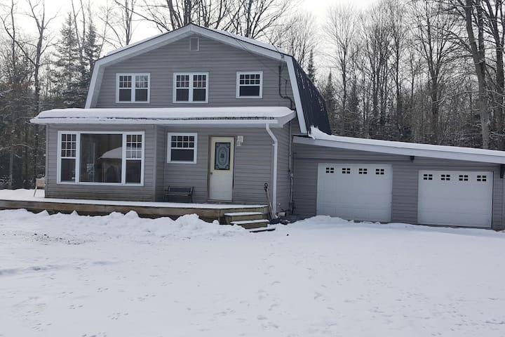 Eagle Lake River House