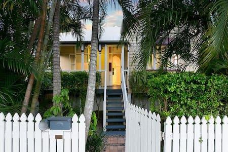 Queenslander in Inner City Brisbane - Haus
