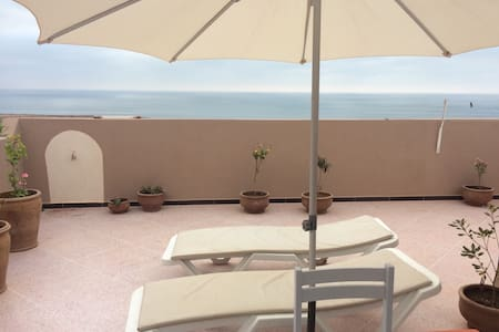 Suite royale vue sur mer sea view - Mirleft