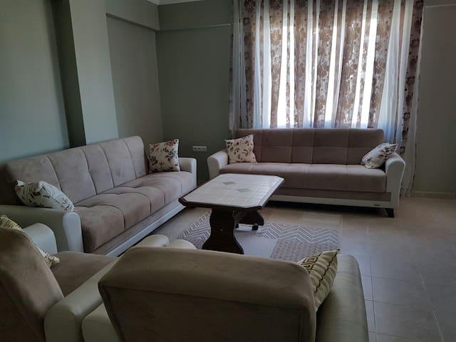 4 oda 1 salon dublex 2 banyolu lüks - Didim - Appartamento