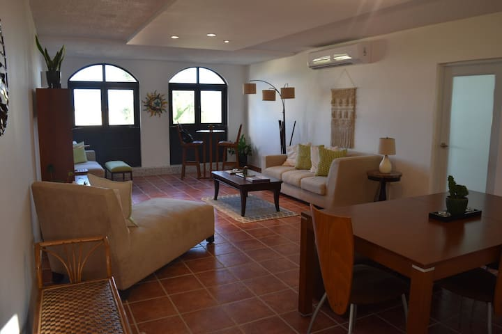 Luxury Boho Beach Apartment in Palmas del Mar
