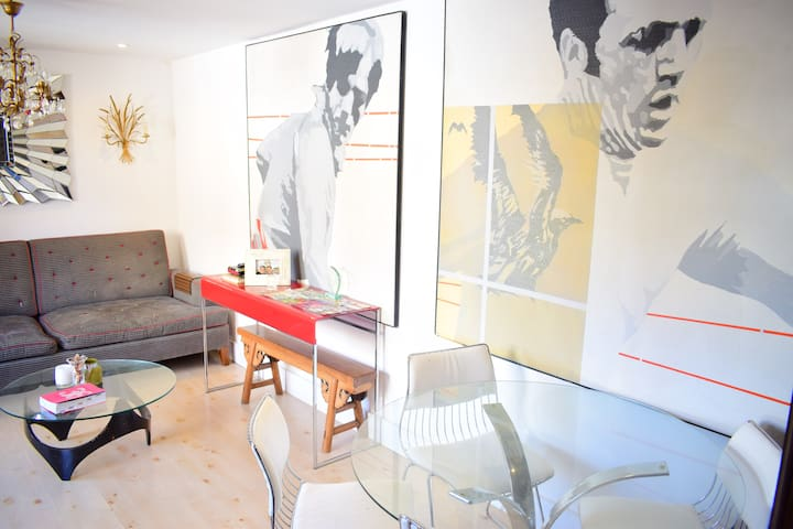 Cosy Modern  Flat in Lovely North Kensington