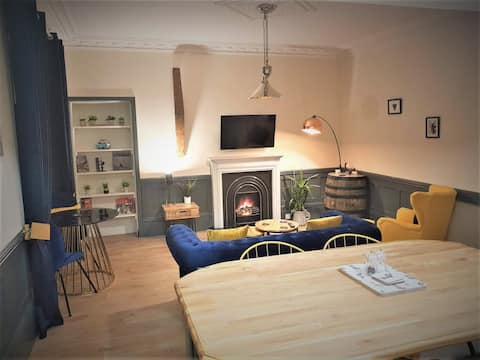 Couples retreat in the cairngorm national park