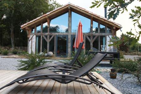 Maison Loft alliant charme et design - Saint-Michel-Escalus - 단독주택