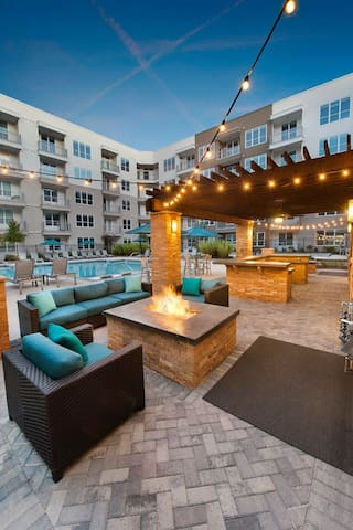 Brand New Luxury 2BR in Heart of Atlanta w/ Views - Atlanta - Condo