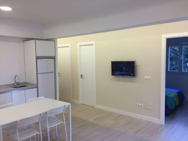 precioso apartamento en el centro de noia