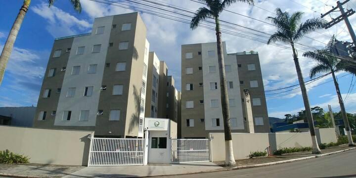Apartamento Com piscina 3km Praia Grande