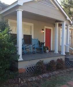 Cozy Cottage - Natchitoches - Talo