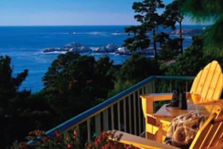 Carmel Highlands full ocean view - Carmel  - 別荘