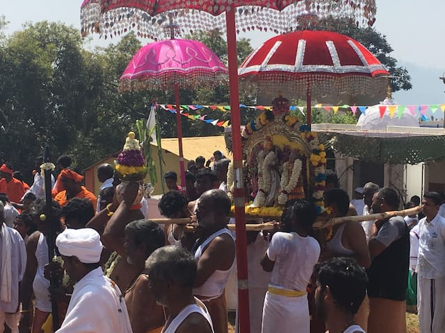 Badga festival in kerben village, native of Nilgiris. Extremely friendly and proud people. Most of there temples are small and under the tree. They protect enviourment around, unlike outsiders who got no respect for very sensitive Eco system.