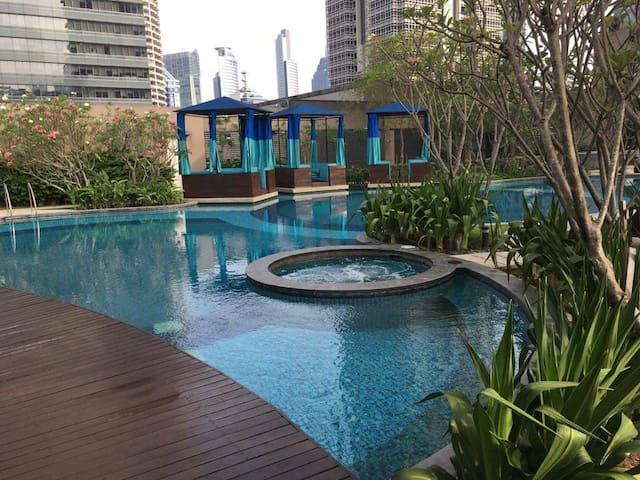 Nice room in the heart of KL - Kuala Lumpur - Ortak mülk