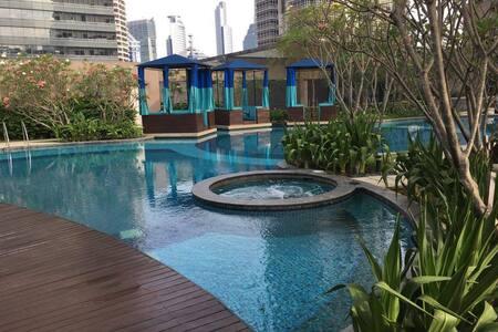 Nice room in the heart of KL - 吉隆坡 - 公寓