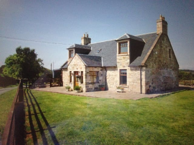 Beautiful spacious country house - Linlithgow - Casa