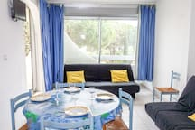 2-room apartment Le Chabian for 4 persons
