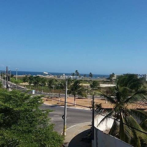 Suite ampla na Praia de Ipitanga 03