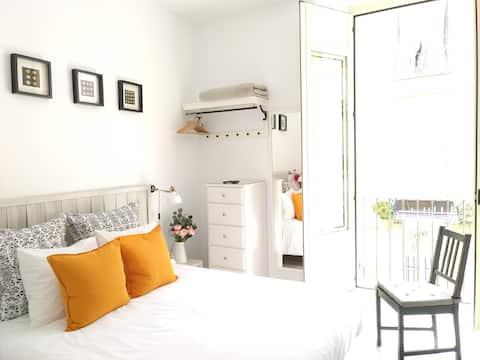 La Siesta Malaga Double Room Ensuite