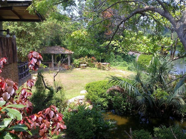 Eco Village Hideaway #1 - Dodanduwa - Hus