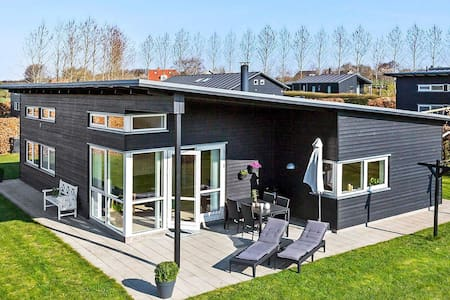Quaint Holiday Home in Haderslev Jutland With Stunning View