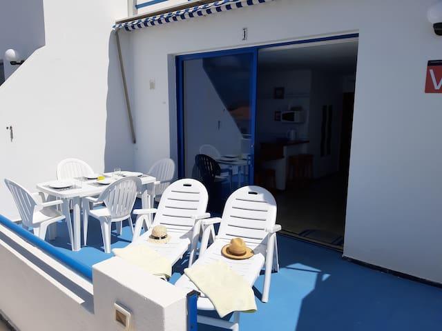 Costa Agaete - Sea views + WiFi