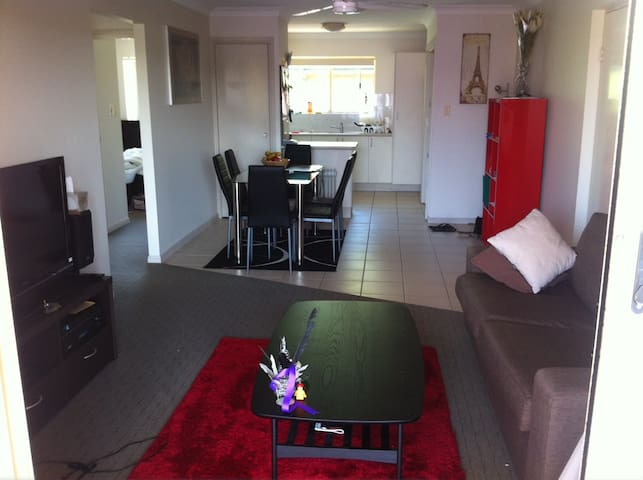 Cosy flat near the city - Gordon Park